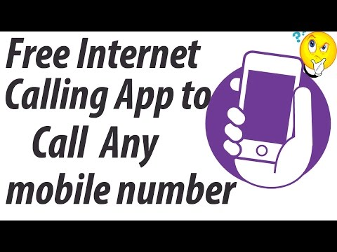 free internet calling app to call any mobile number