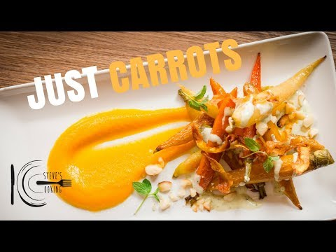 JUST CARROTS | stevescooking
