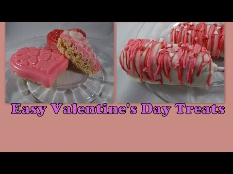 Valentine's Day Twinkie and Rice Krispie Treats- with yoyomax12