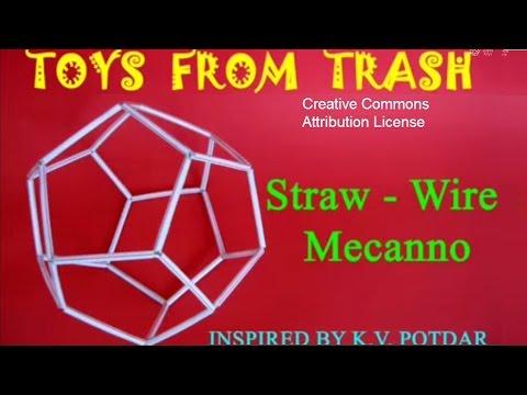 Straw Wire Mecanno | Nepali
