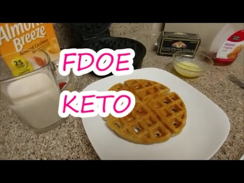 FULL DAY OF EATING   KETO   HIGH FAT WAFFLE
