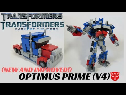 Lego Transformers Dark of the Moon/ Movie - Optimus Prime (V4)