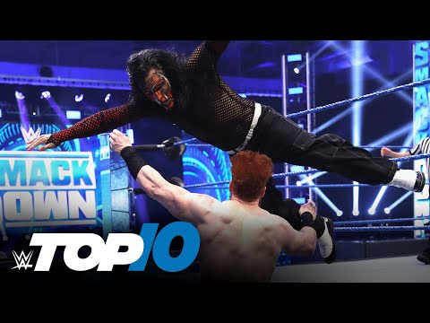 Top 10 Friday Night SmackDown moments: WWE Top 10, May 22, 2020