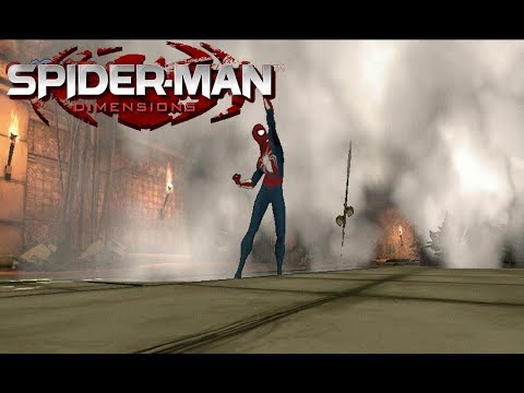 Spider-man Shattered Dimensions -PS4 Mod-