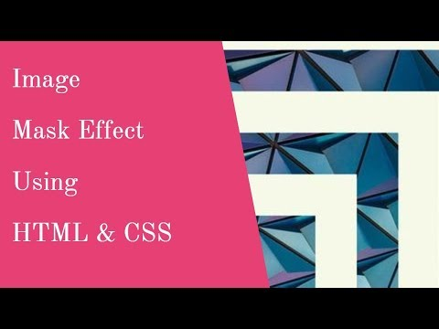 Responsive Image Mask Effect Using HTML CSS & jQuery