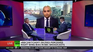 #BBCSwitchOff decries perceived right wing bias in BBC broadcasts (Debate)