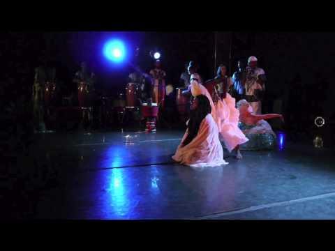 Africa In America:  Music, Dance, & Culture Magazine Presents...