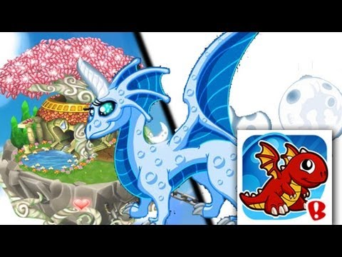 How to breed Blue Moon Dragon 100% Real! DragonVale!