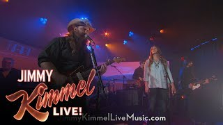"""Chris Stapleton Performs """"When the Stars Come Out"""""""