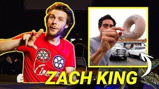 Filmmaker (tries to) EXPLAIN ZACH KING