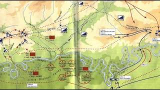25th June 1876: Battle of Little Bighorn \u0026 Custer's Last Stand