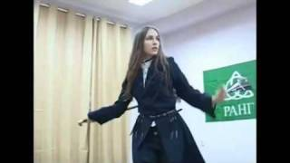 Cossack Sword Art  Shashka Adyghe Russian