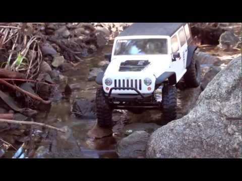Axial SCX10™ 2012 Jeep® Wrangler Unlimited Rubicon Kit AX90027