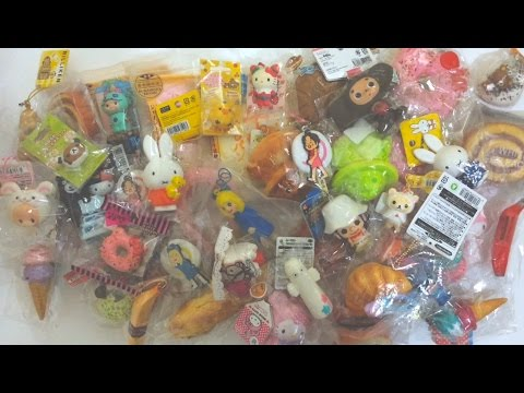 *HUGE* Squishy package || SALE & TRADE OFFER INTERNATIONAL (CLOSED)