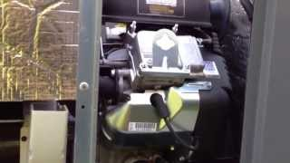 20kw Briggs Stratton Whole House Standby Generator Part 1