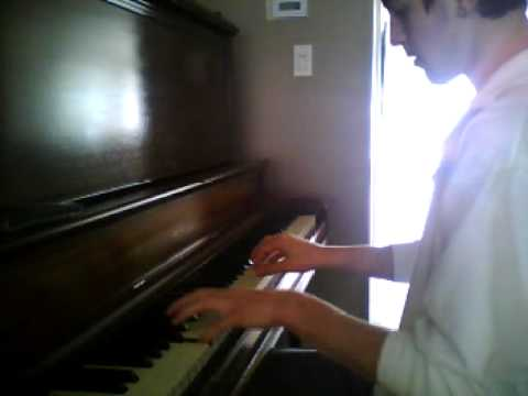 How to play love song (piano) Simple and FAST to learn