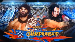 Shinsuke Nakamura looks to capture the WWE Championship from Jinder Mahal tonight