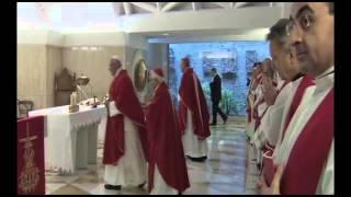 Suy Niệm cùng Đức Thánh Cha Phanxicô trong tuần 05/06 — 12/06