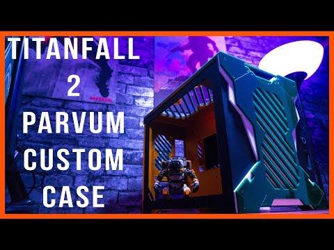 Custom Titanfall 2 PC Case