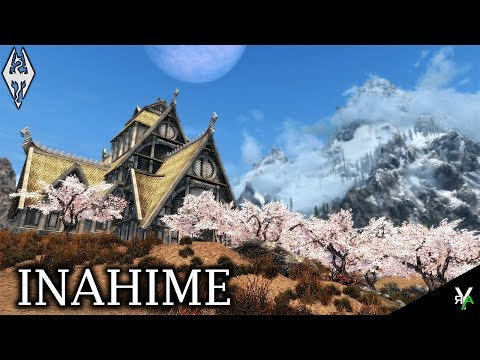 INAHIME: Player Home!!- Xbox Modded Skyrim Mod Showcase