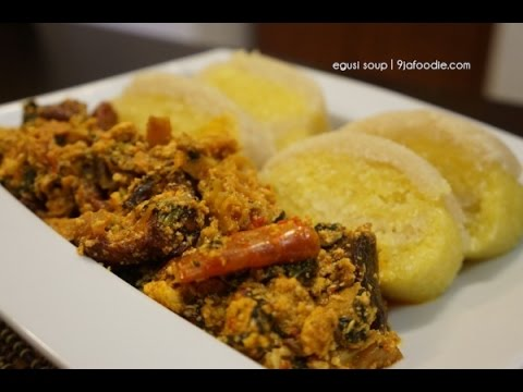How to make Egusi Soup - 9jafoodie