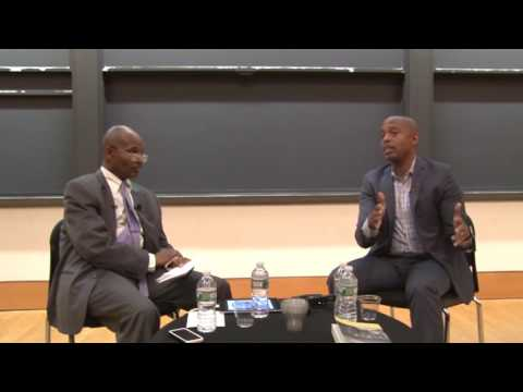 Khalil Gibran Muhammad Interviewed by Rhinold Ponder: The Race-Culture Questionnaire