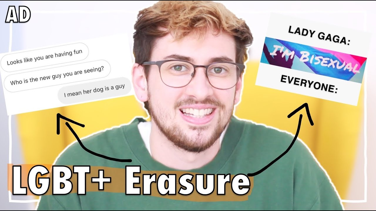 LGBT+ People Don't Exist | Reacting to Erasure