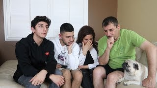 Last day in our house... (very emotional)