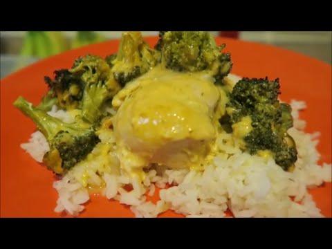 Broccoli Cheese Chicken Bake