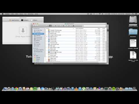 How to Completely Uninstall a Program in Mac OS X Mavericks