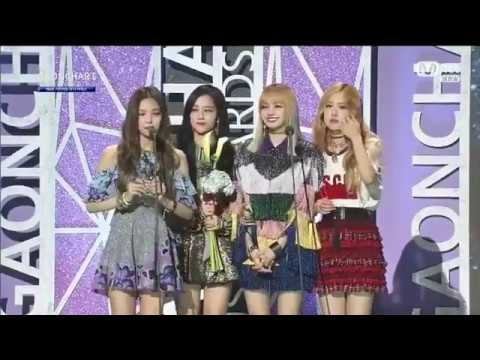 BigBang received an award in Gaon music award