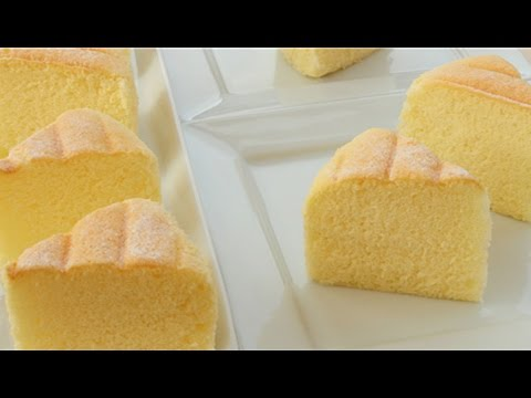 How To Make Super Soft and Fluffy Cotton Butter Sponge Cake | Cooked Dough Method | 烫面牛油蛋糕