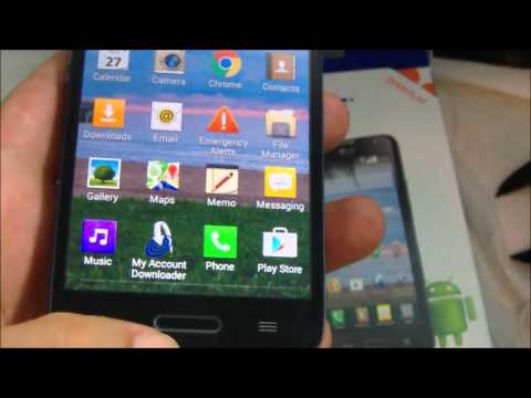 Tracfone LG Ultimate 2 Review