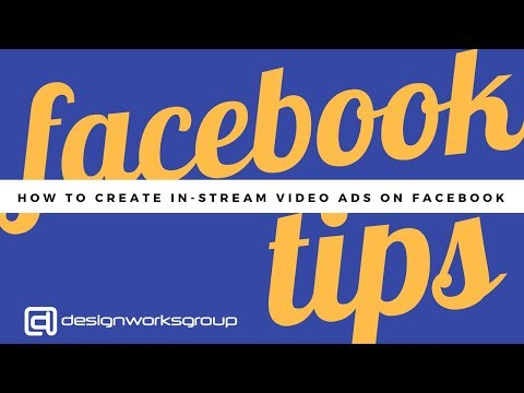 How to Create In-Stream Video Ads on Facebook