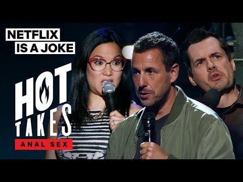 Xxx Mp4 The Anal Sex Experiences Of Ali Wong Adam Sandler And Jim Jefferies Netflix Is A Joke 3gp Sex