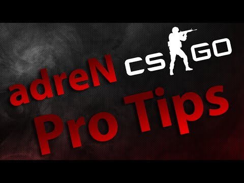 CS:GO Pro adreN Tips - How to stretch / keep aspect ratio (4:3 resolutions)