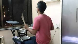 Pav Dharia  Rhyme Ryderz  Patole  Drum Cover