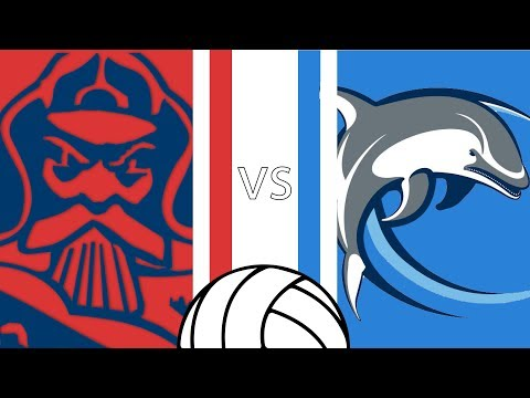 YISS Volleyball vs CI (08/30/17) @YISS