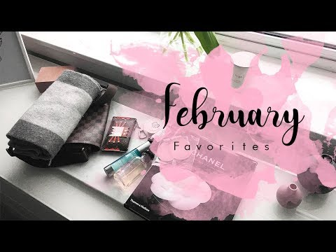 February Favourites // Louis Vuitton, Chanel & Kim Kardashian's butt?