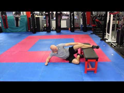 Adductor Side Plank