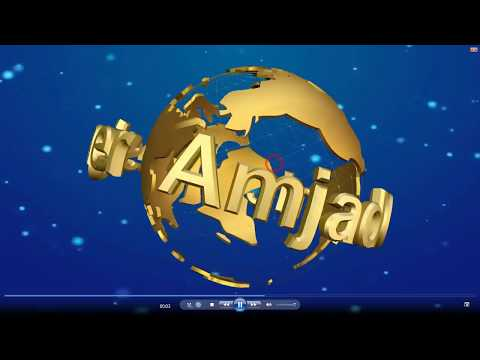 Corel MotionStudio 3D tutorial Part 1 by, Amjad Graphics Designer