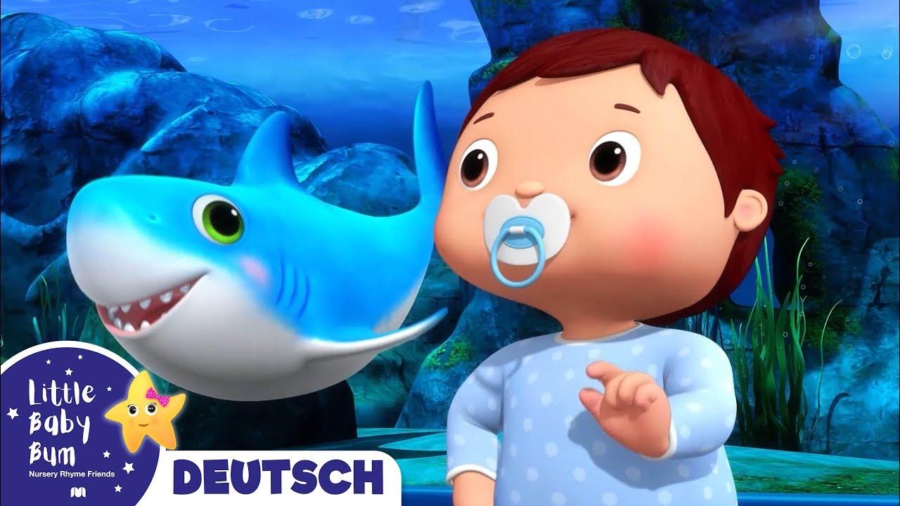 Baby Hai Tanz Lied | Kinderlieder | Little Baby Bum Deutsch | Cartoons für Kinder