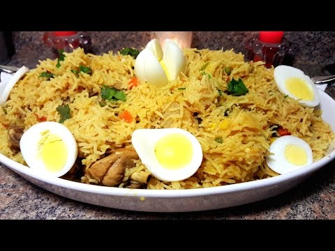 Chicken & Mixed Vegetable Rice | Quick & Delicious Cuisine