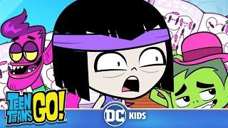 Teen Titans Go! | The Forbidden Dances | DC Kids