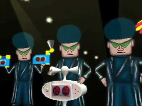 Consistent PaRappa the Rapper 2 cutscene crash on PlayStation 2. Please read video description.