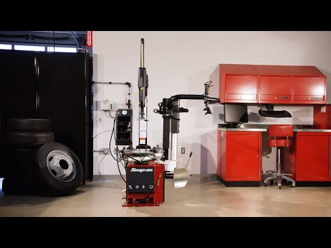 EEWH331A Heavy Duty Tilt Back Tire Changer  | Snap-on Tools