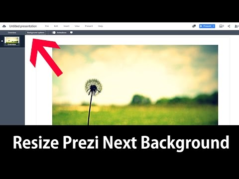 Prezi Next Background Tips (Fit to Overview)