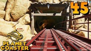 Start Der Wildwest Achterbahn! - Planet Coaster #45 | Zanderlp