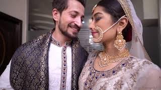 Saba Faisal Son wedding (Salman & Neha) Nikkah Highlight