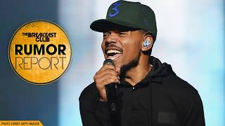 Chance the Rapper Goes Undercover as a Lyft Driver